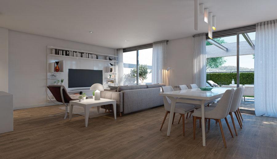 Inmobiliaria en Santander