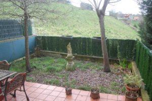 Cinco casas en venta con jardín en Cantabria
